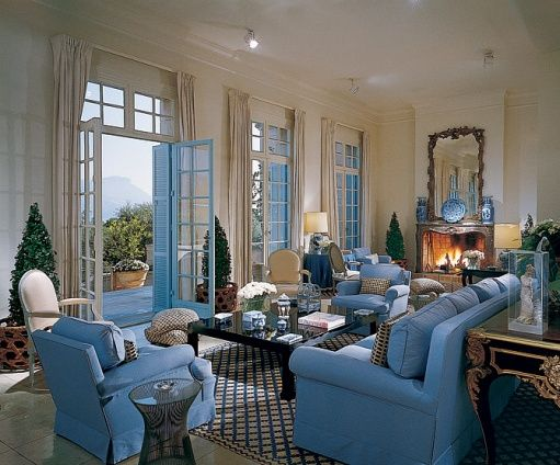 always have loved this timeless la fiorentina billy baldwin gathering room - Billy Baldwin Interior Designer