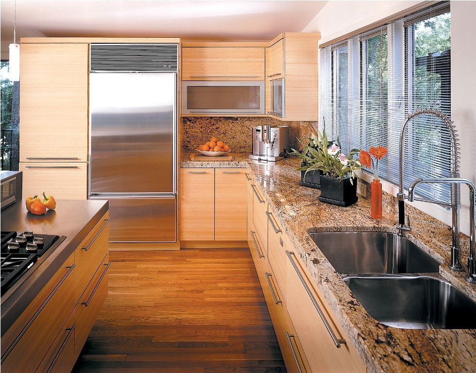 Atlantis Outdoor Kitchen Bamboo Cabinets