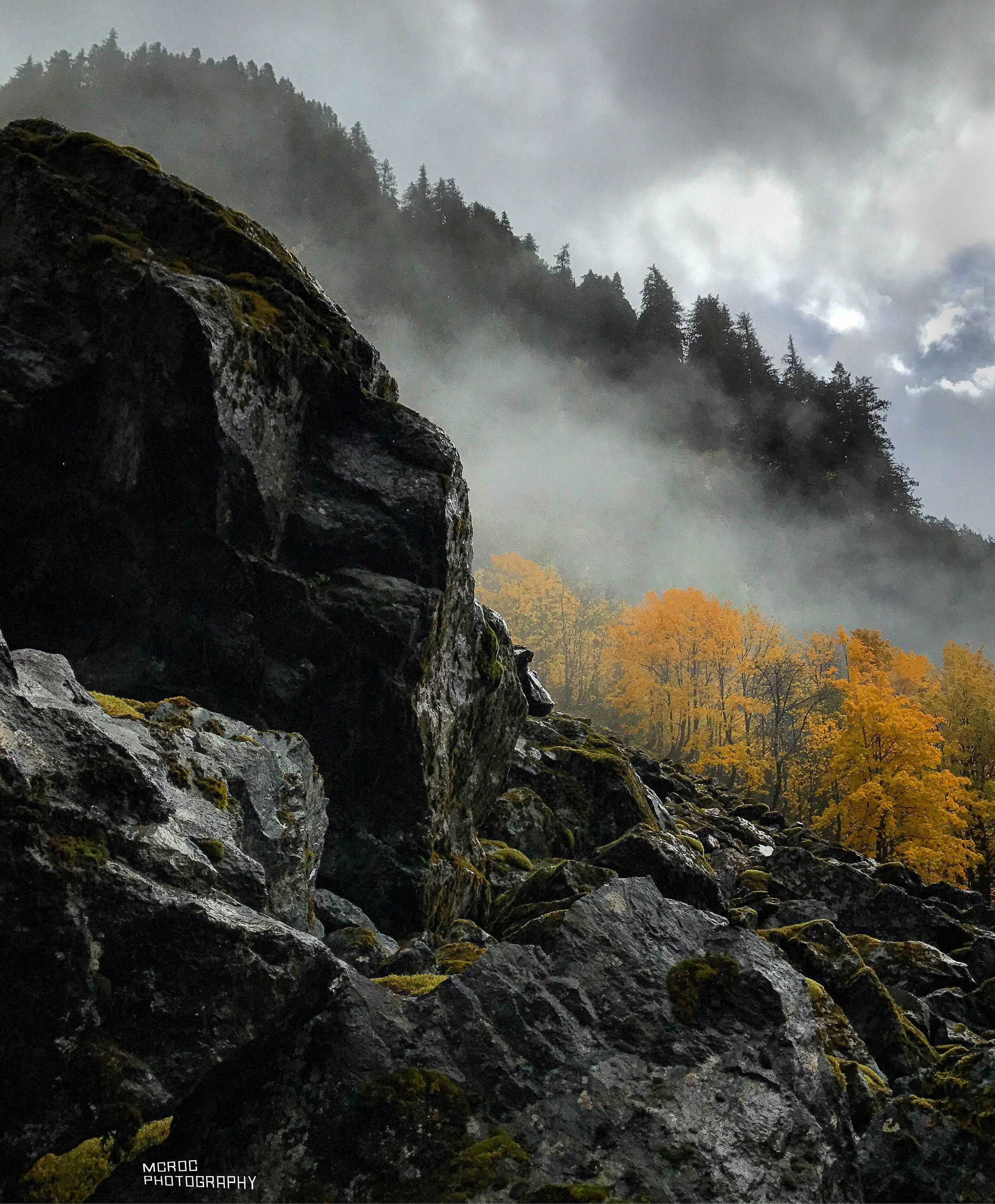 Dramatic Landscape Fine Art Photography Mist And Mountains Hiking And Landscape Photography Tips Beautiful Photography Nature Fine Art Landscape Photography