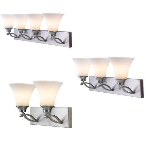 Bathroom Light Fixtures And Vanity Lights Lamps Expo