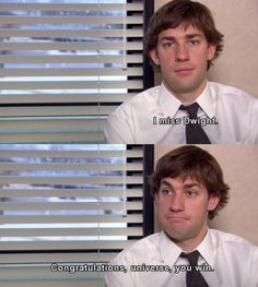Jim jam | Office quotes, The office show, Office memes