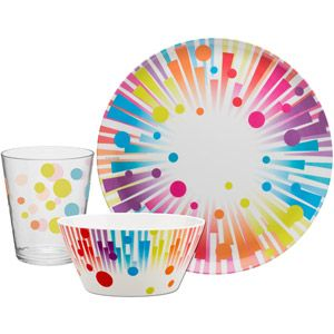 Zak! 12-Piece Burst Dinnerware Set- These are interesting. Don't think I actually wana get them with no review's or being able to see them