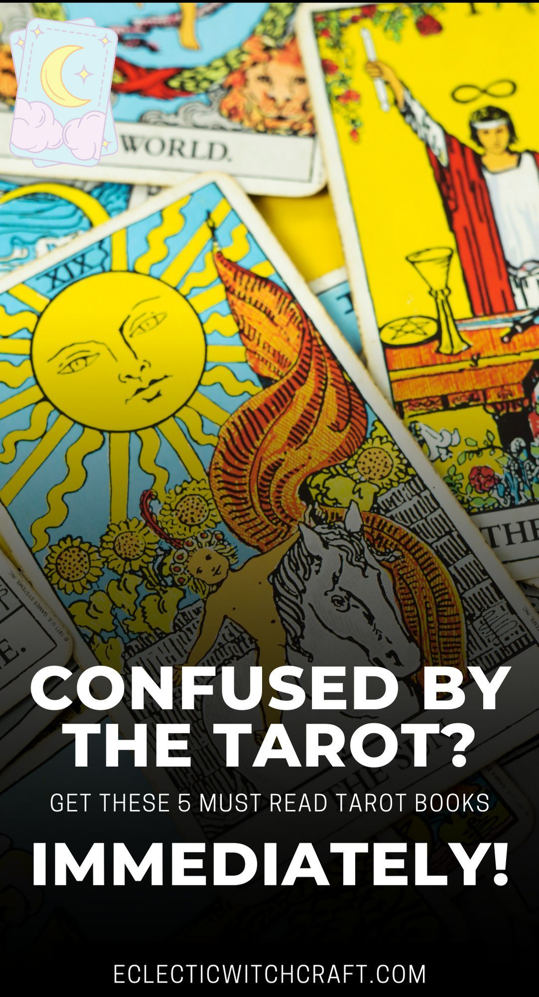 how to get a yes or no from tarot cards
