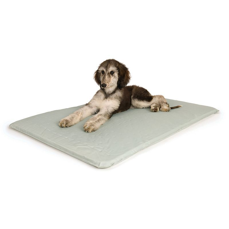 K H Pet Cool Rectangle Pet Bed Iii 32 X 22 Cool Dog Beds Medium Dog Bed Covered Dog Bed