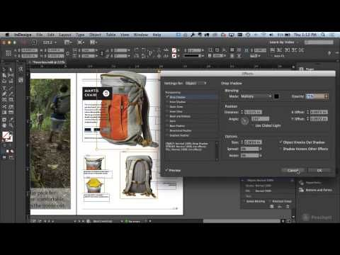 top 5 features of adobe indesign cc 2014 release youtube the