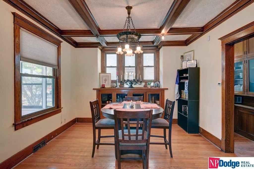 1914 - Omaha, NE - $128,950 - Old House Dreams