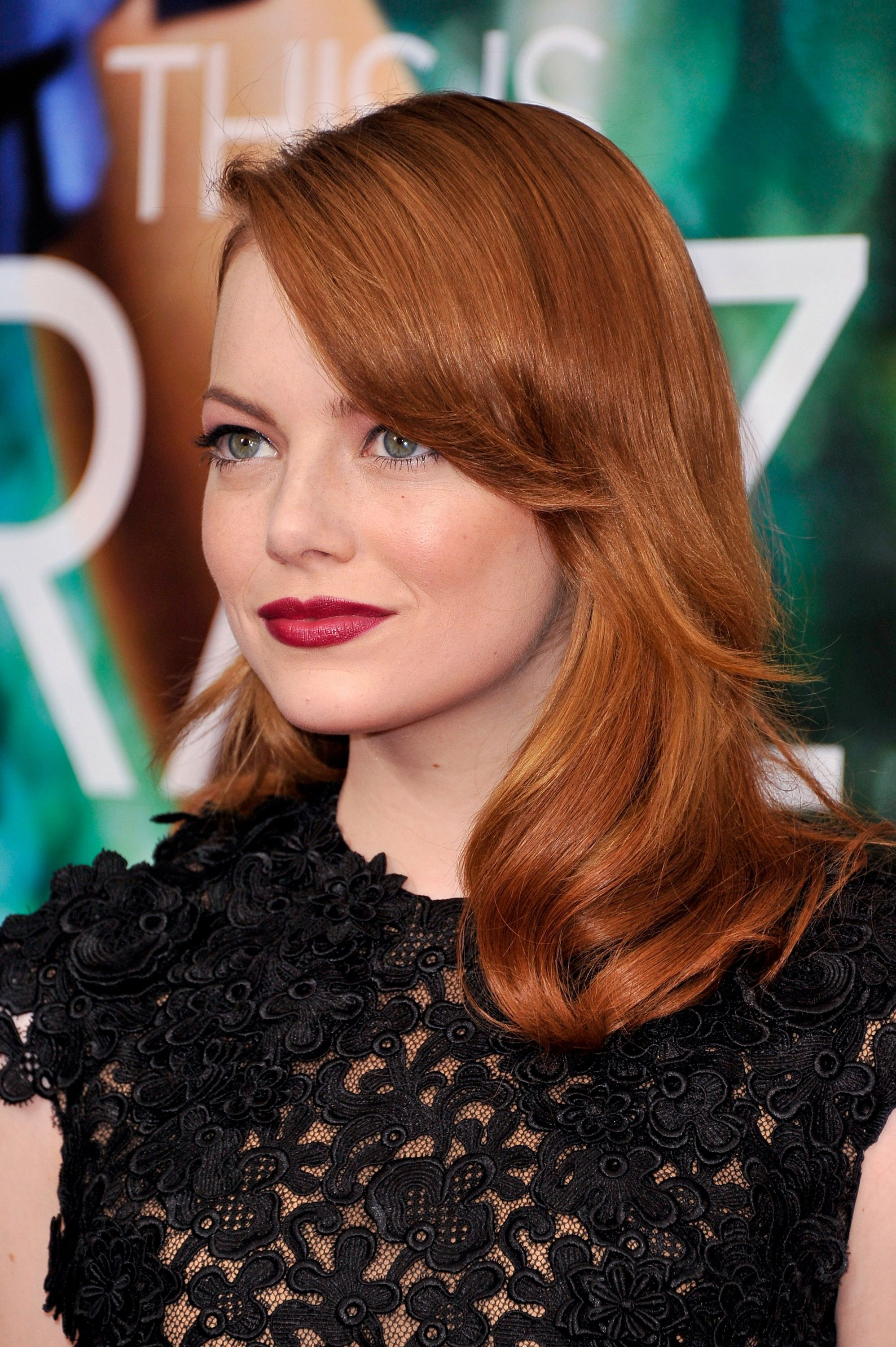Emma Stone Couleur De Cheveux The Best Lipstick For Redheads A Guide To Choosing The