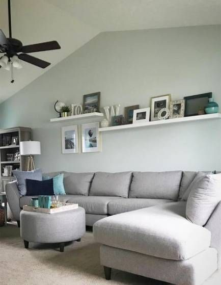 Farmhouse Livingroom Colors Vaulted Ceilings 26+ Trendy Ideas #vaultedceilingdecor