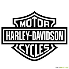Harley Davidson Bar And Shield Stencil Idee De Decoration Dessin Panier A Linge