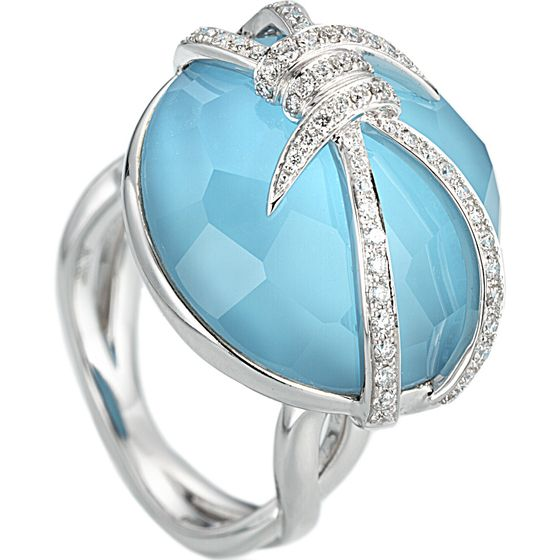 Check out the Bubble Forget Me Knot Ring from the Forget Me Knot collection on stephenwebster.com