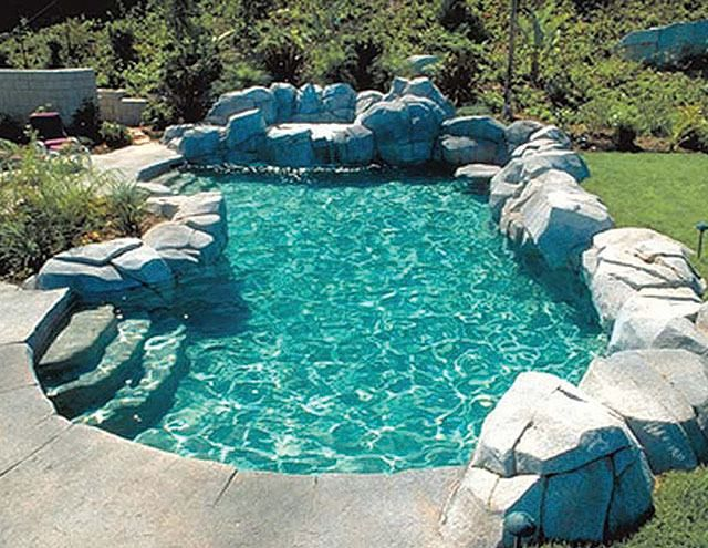 Blue Diamond Pool Designs Inc