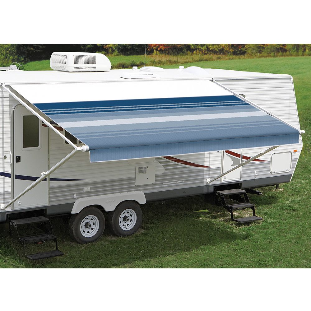 The Fiesta Outperforms The Competition S Best Awnings Because It Has The Strongest Arm Channels Available And Comes With More S Patio Awning Patio Patio Canopy