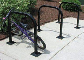 Inverted U Bike Parking Racks By Treetop Products 86 25