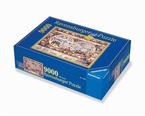 Ravensburger puzzle big world map 1611 9000 pieces httpwww ravensburger puzzle big world map 1611 9000 pieces httpwww gumiabroncs Images