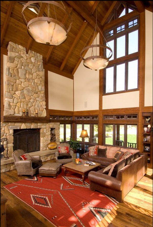 25 Southwestern Living Room Design Ideas SW Living Rooms