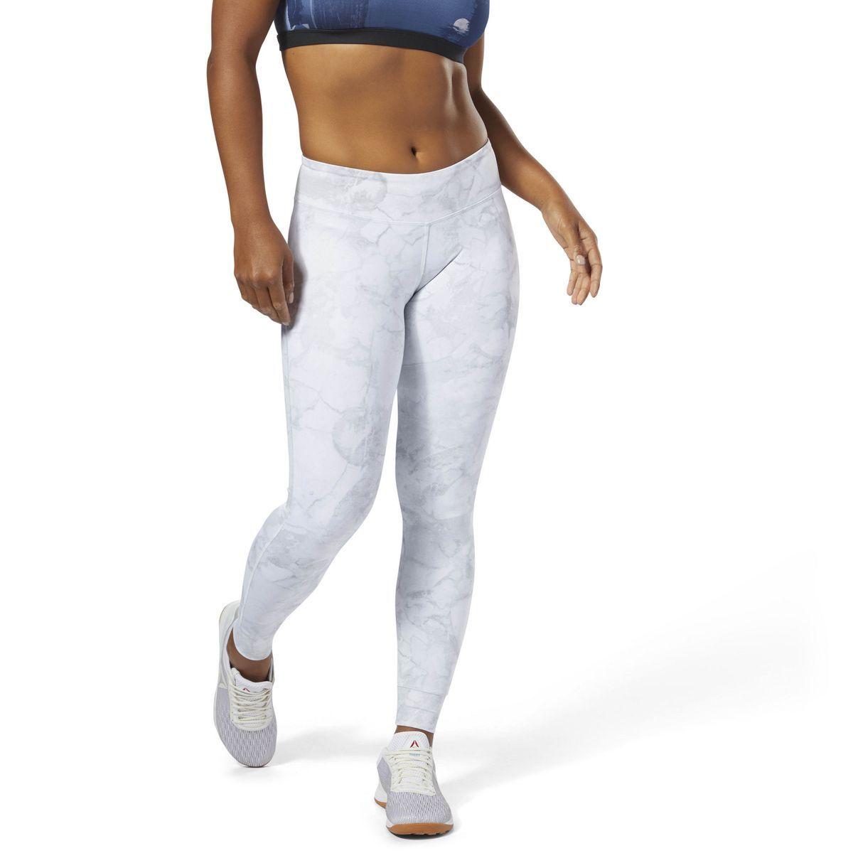 Pantalons, leggings Reebok Femmes Lux Leggings Fitness