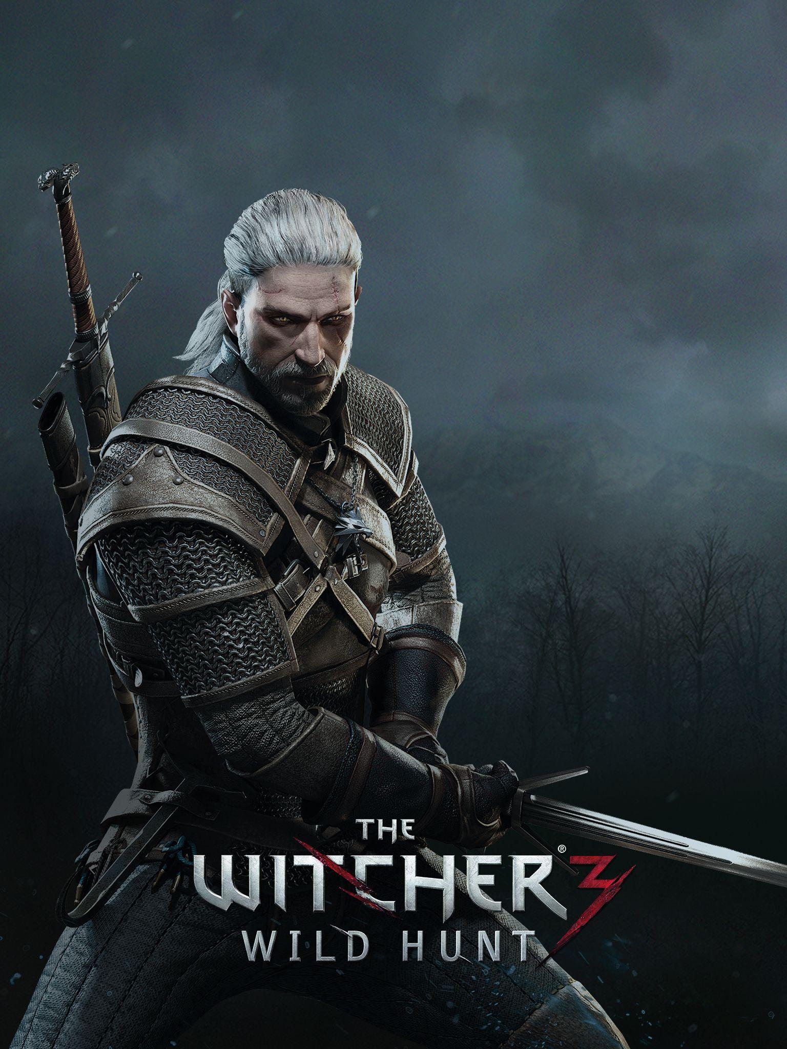 Geralt Of Rivia The Witcher 3 Wild Hunt Oyunlar Oyun