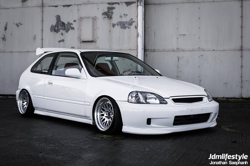 Honda Civic Estilo✨clean #Honda #HondaCivic #HondaCarsVisit Us For #Tuned  And