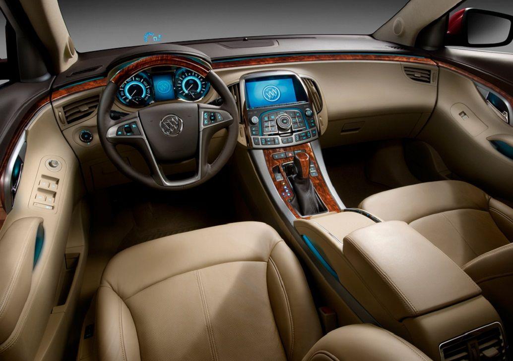 Buick Lacrosse Interior Car Interiors Buick Buick