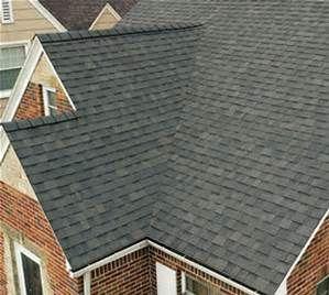 Best Owens Corning Oakridge Estate Gray Shingles On A House 640 x 480