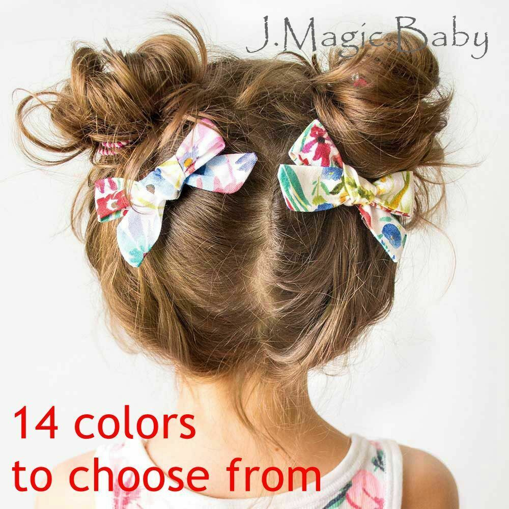 Baby Girl Hair Clips,Hair Bows Barrettes Alligator Clip Hair Accessories for Little Girls Toddler Gifts