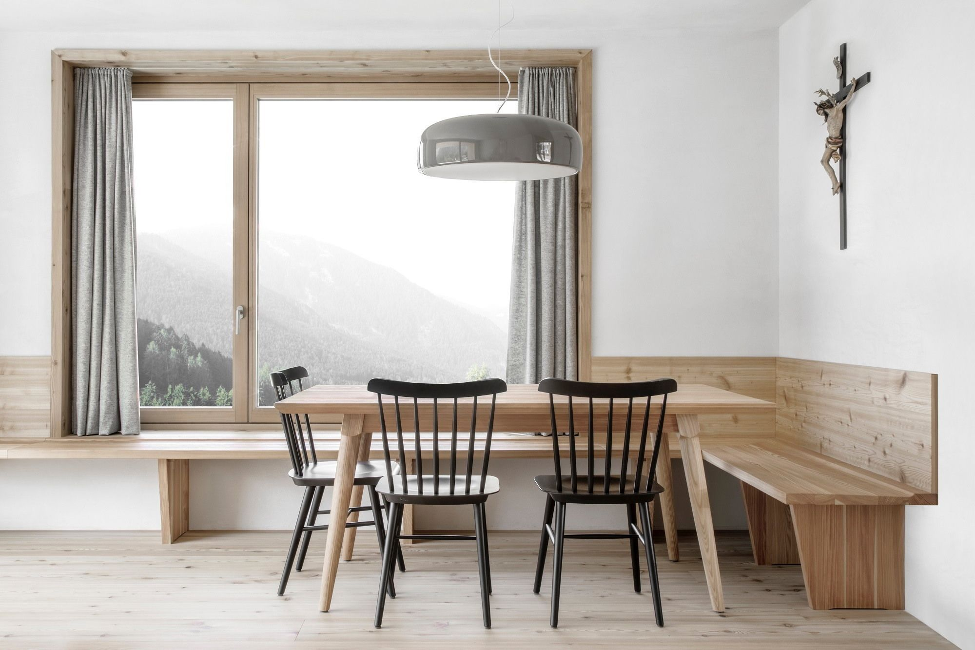 porphyr und dolomit haus in s dtirol von daniel ellecosta farmers love renovation. Black Bedroom Furniture Sets. Home Design Ideas