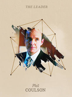 Agents of S.H.I.E.L.D. ~~ The Team :: Coulson