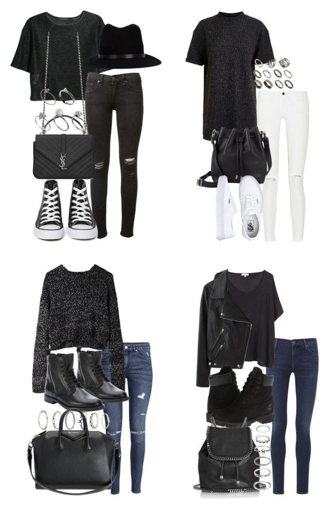The weeknd concert by tyra482 on Polyvore featuring Proenza Schouler 1205 MANGO Surface To ...