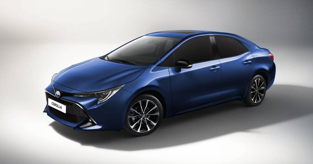 All New 2020 Toyota Corolla Sedan To Debut On November 16 Toyota Corolla Toyota Avensis Toyota Corolla Hatchback