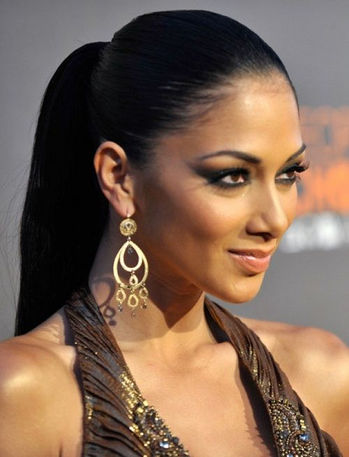 Pretty Ponytails Hairstyles For Black Women These Ponytail