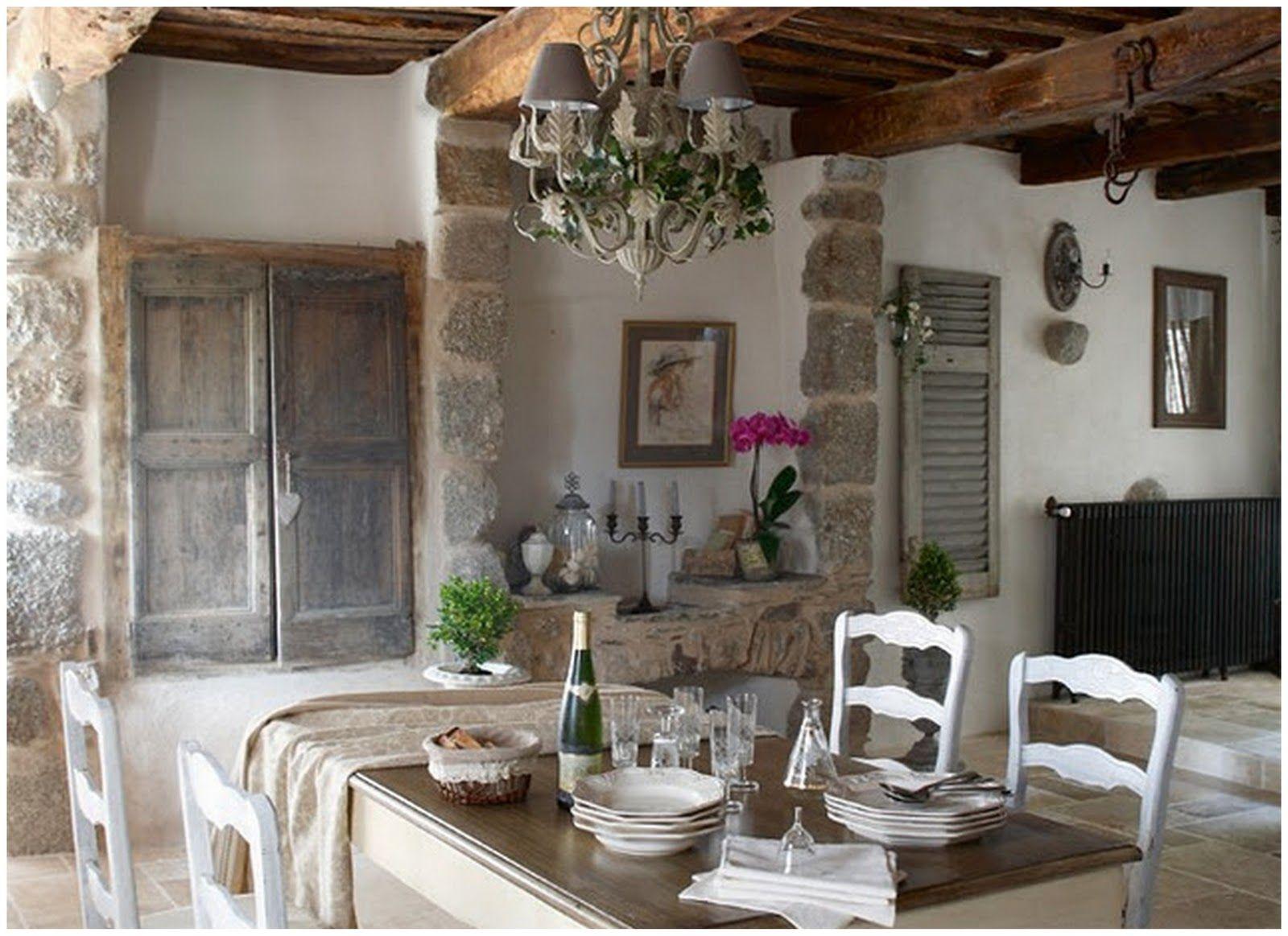 English Farmhouse Interiors