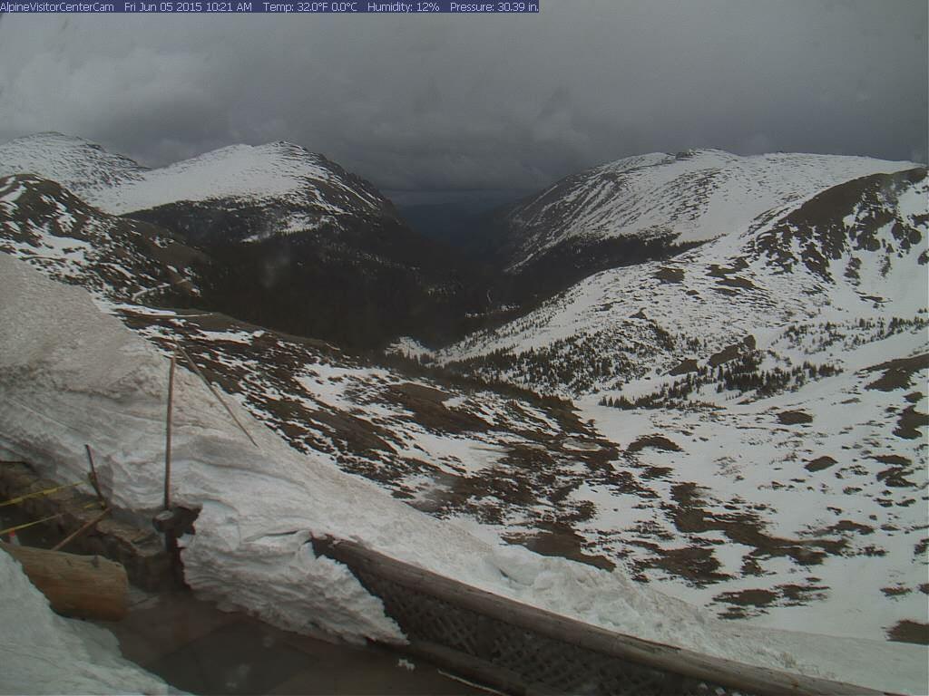Alpine Visitor Center National parks, Park service