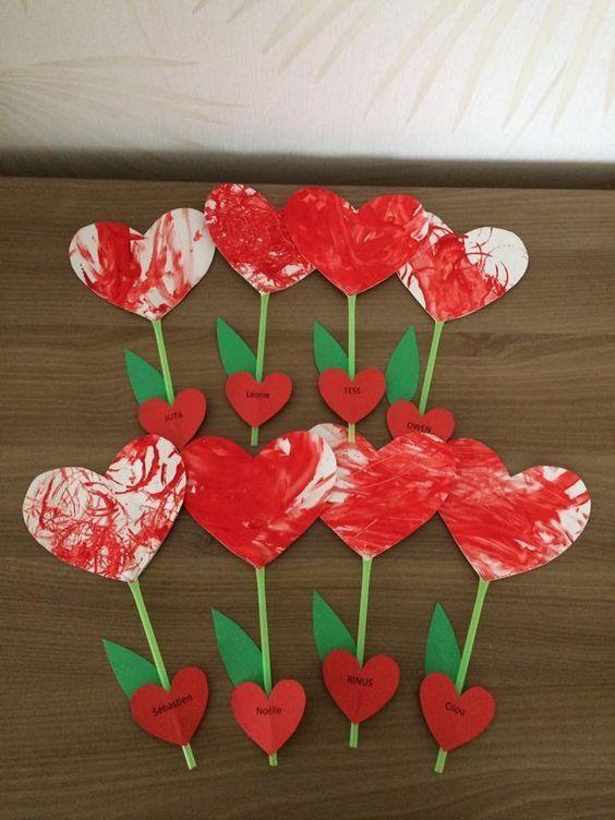 Photo of 12 erstaunliche DIY Valentinstag Handwerk für Kinder Design-Ideen