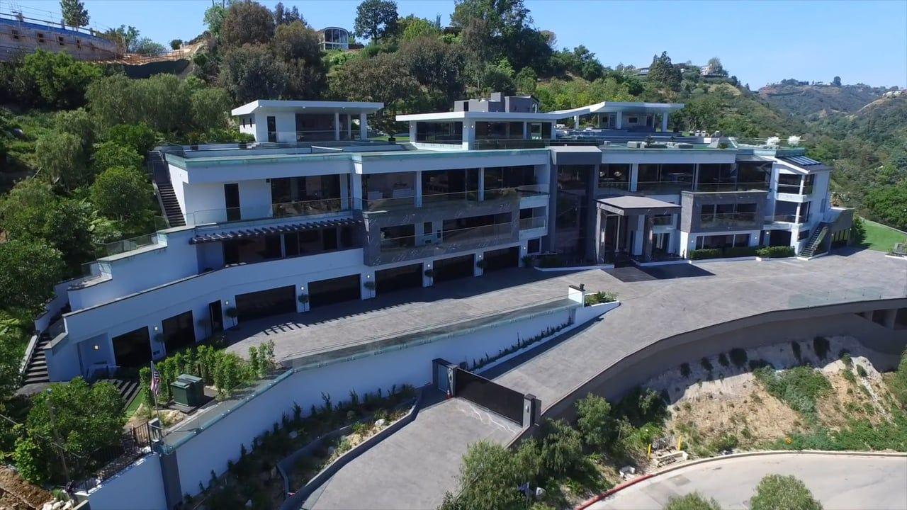 10979 Chalon Road, Bel Air CA on Vimeo Mansions, Bel air