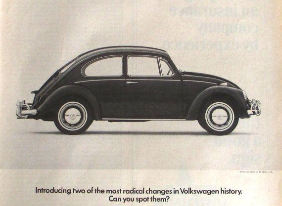 VINTAGE VW VOLKSWAGEN Safer Motoring Magazine 1970-1973 Choose from Selection
