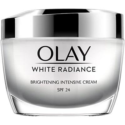 كريم اولاي الليلي لتجديد البشرة وتفتيحها مجلة العزيزة Hydrating Essence Olay Intensive Cream