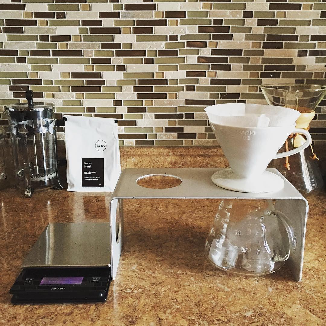 Let's coffee #morningcoffee #hario #v60 #heartcoffee #culturecoffee #brooklyn #newyork http://ift.tt/20b7VYo