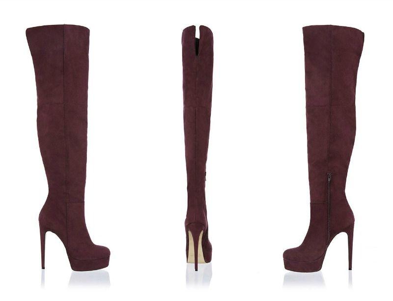 a519614251f Λάβε μέρος στον διαγωνισμό και κέρδισε ένα υπέροχο ζευγάρι over the knee  μπότες ή ένα ζευγάρι