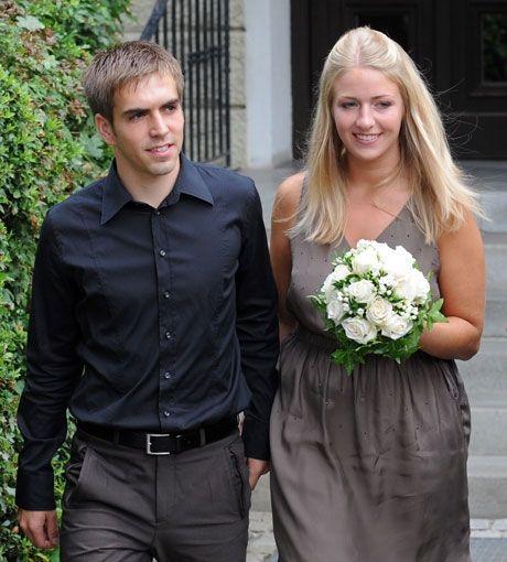Fotostrecke Lahm Hochzeit Ok Magazin Hochzeit Fotos Magazin