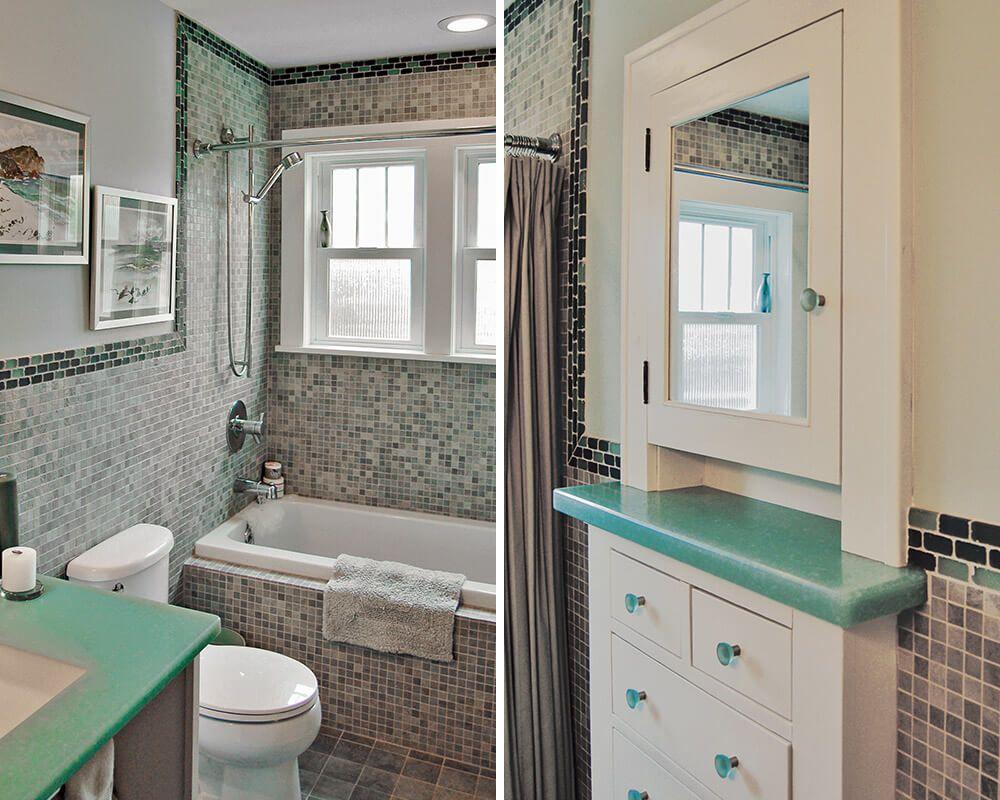 Vintage bathroom remodel by TDS Custom Construction in Madison, WI on bathroom showers, bathroom ideas, bathroom makeovers, bathroom cabinets, bathroom light fixtures, bathroom doors, bathroom flooring, bathroom windows, bathroom paint, bathroom pipe leak, bathroom vanities product, bathroom tile, bathroom storage, bathroom redo, bathroom sinks product, bathroom mirrors product, bathroom design, bathroom color combinations, bathroom decor, bathroom repair,