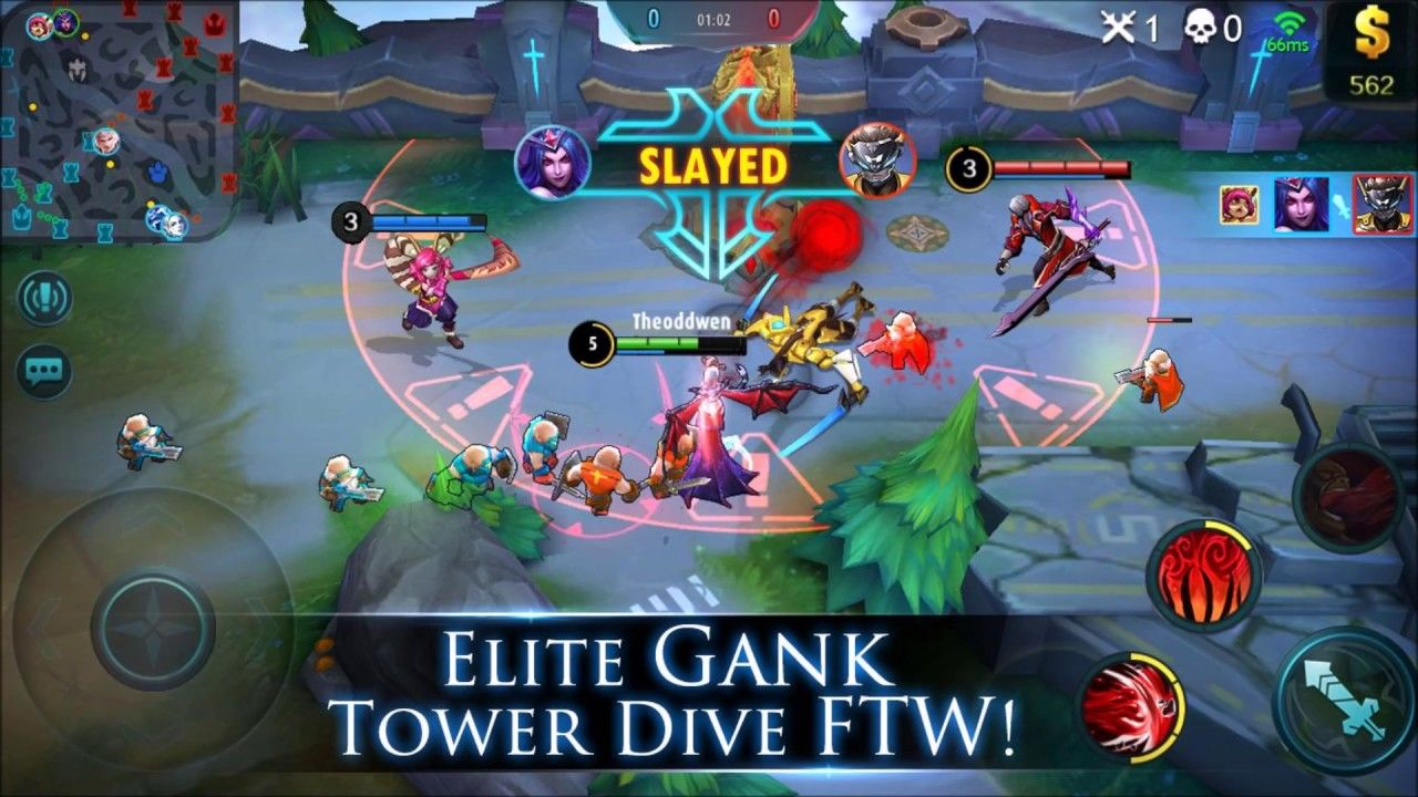 mobile legends hack android no root