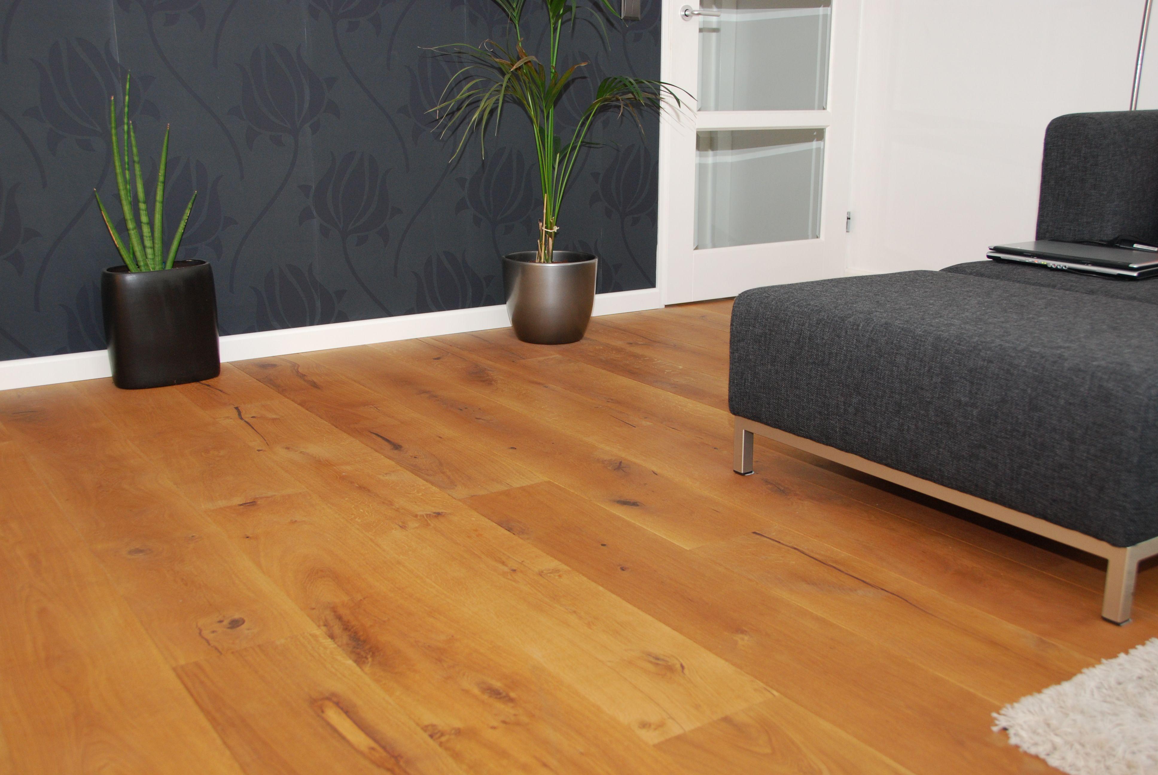 Houten planken vloer warm eiken houten vloeren