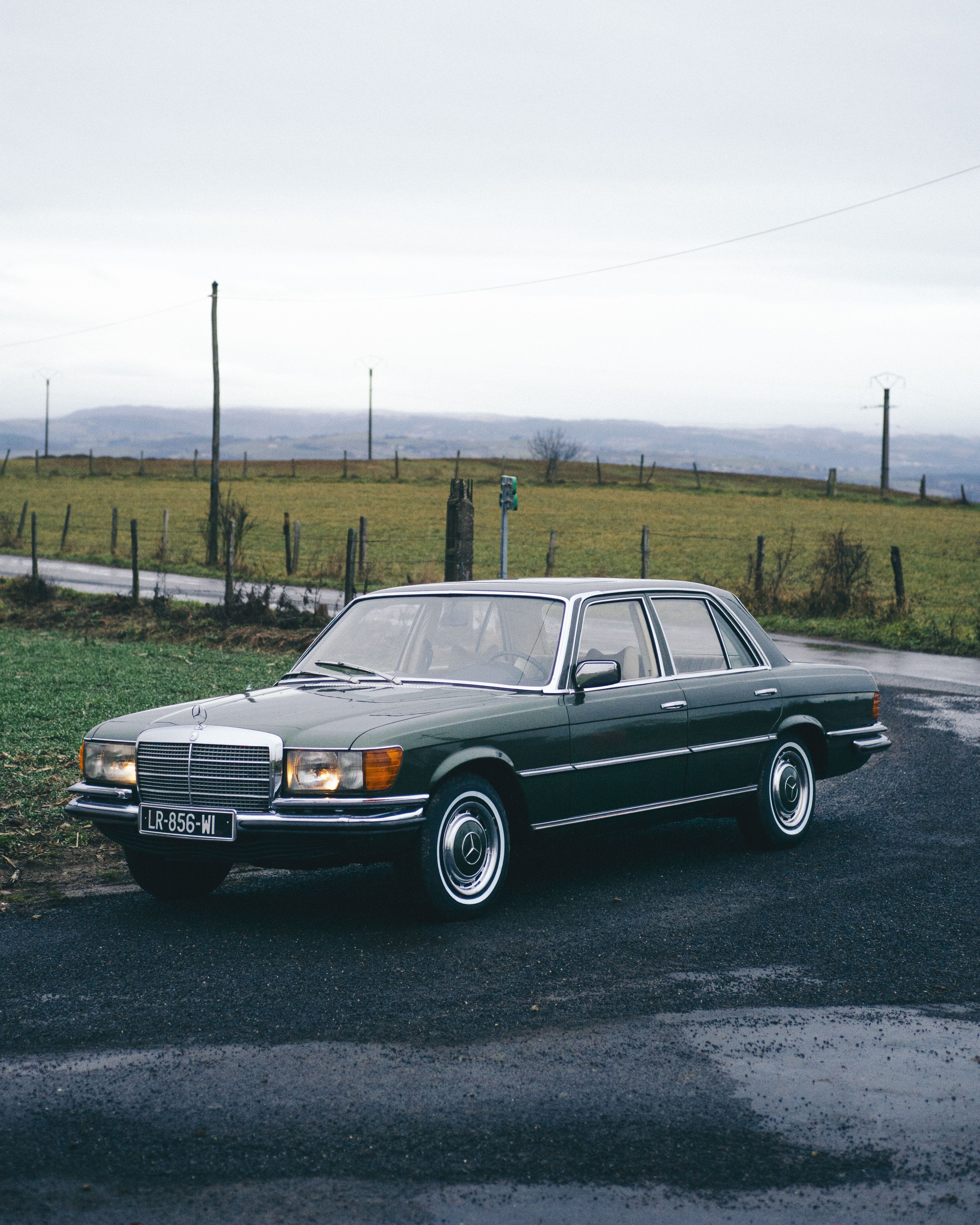 Mercedes Benz 280se W116 With Images Mercedes Benz Maybach