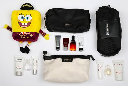 What Do You Get In A Qatar Airways Amenity Kit First Class