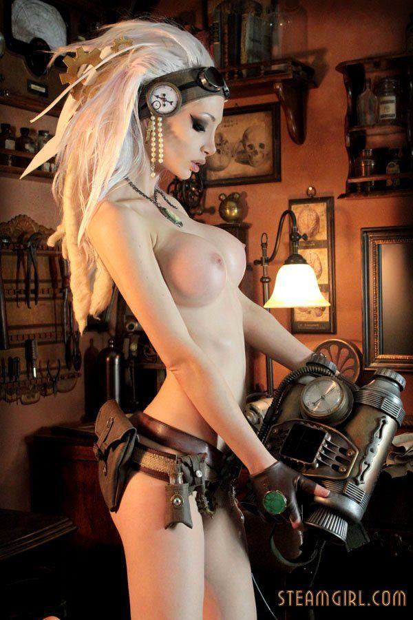 Nude Steam 74