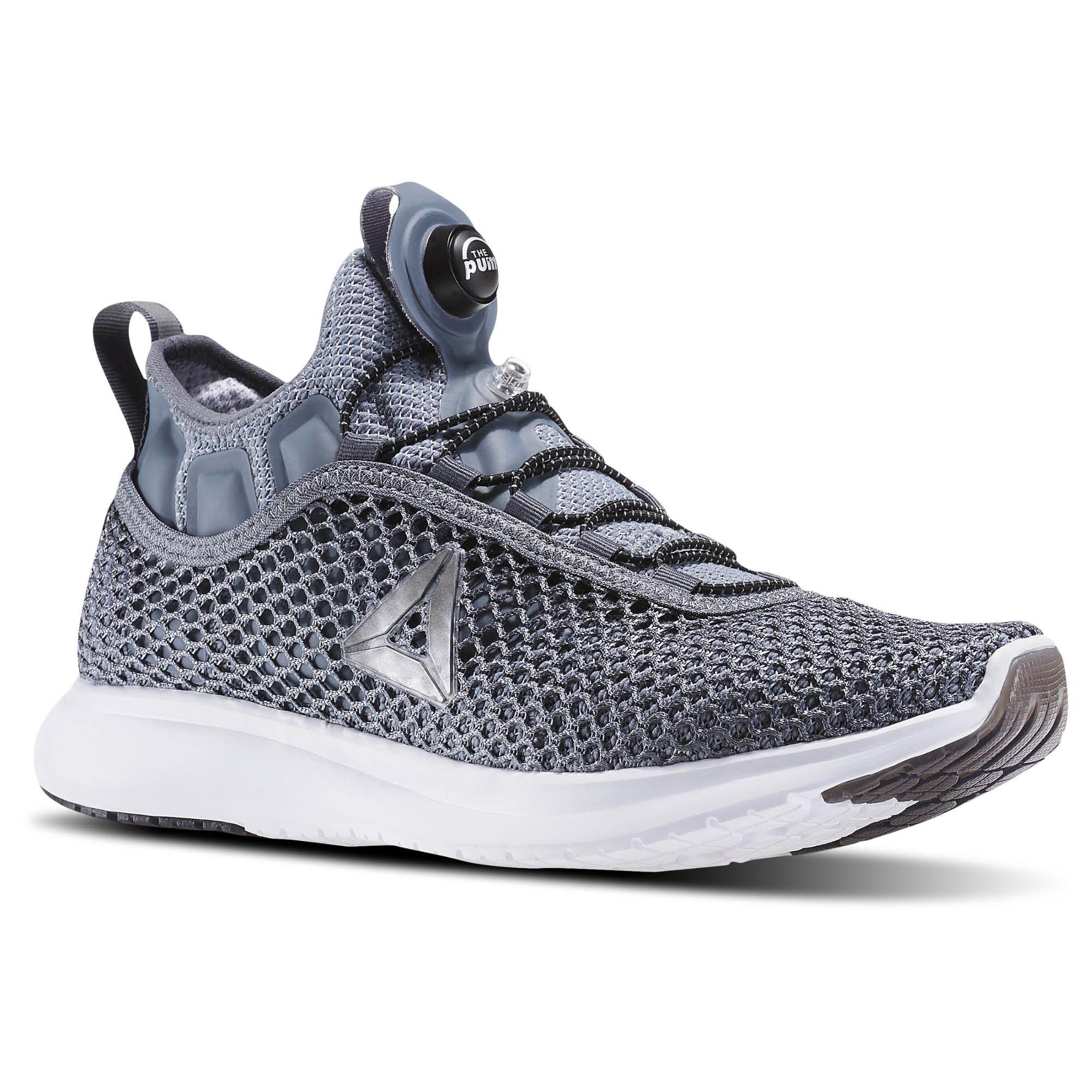 Plus - Gris | Reebok France. Adidas WomenReebokVortexRunning  SneakersRunning ShoesPumpingCoursesCleatsSports Shoes