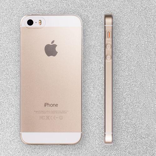 케이스 아이폰 5 초 SE 초슬림 투명 TPU 커버 전화 휴대 전화 가방 & 케이스 브랜드 실리콘 Coque 귀여운 액세서리