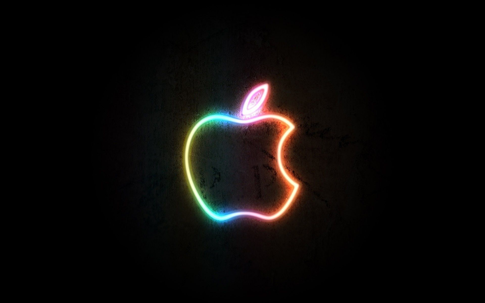Technology Apple Wallpaper Apple Picture Wallpaper Iphone Neon Logo Wallpaper Hd