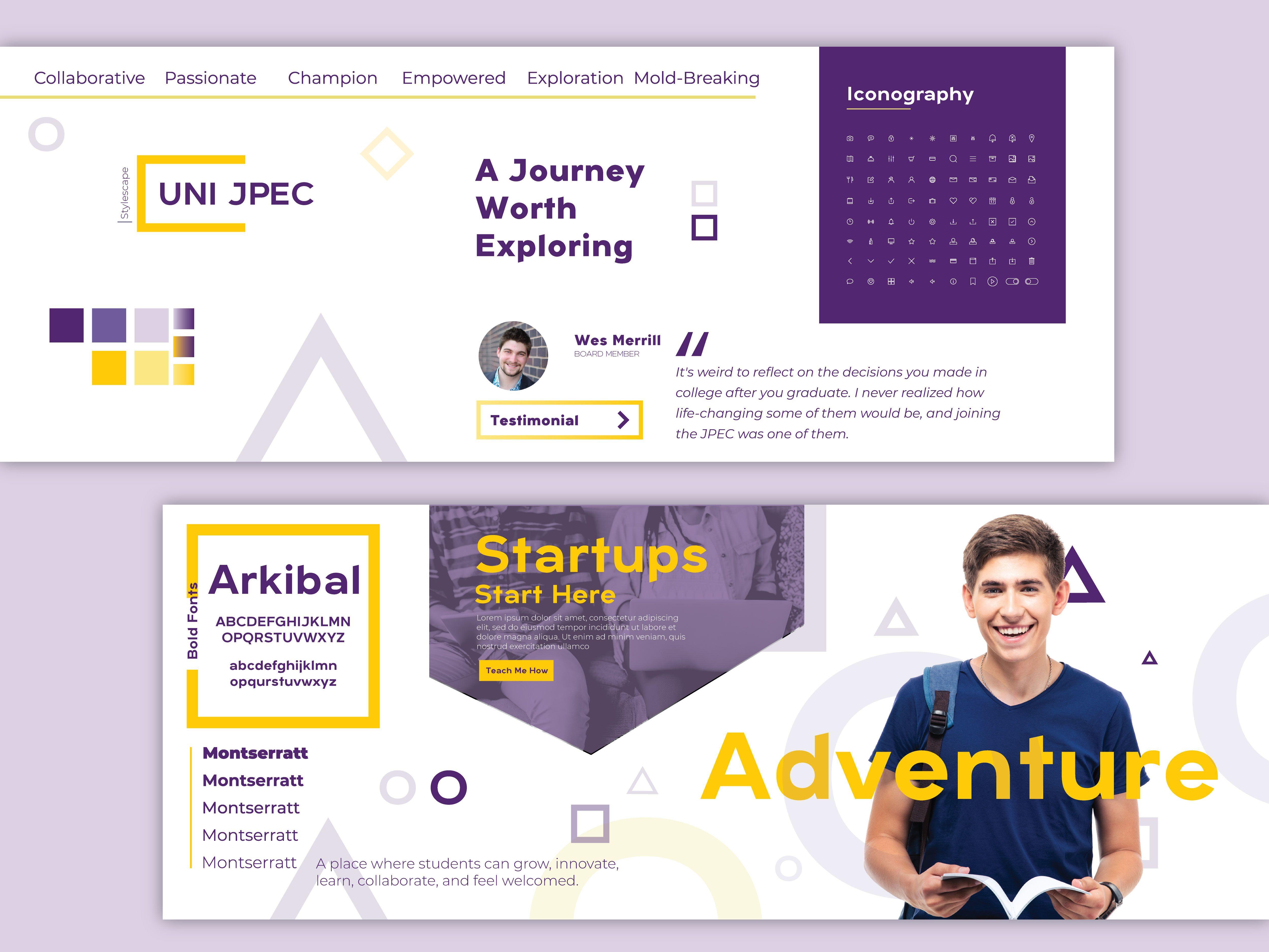 Stylescape Graphic Design: Web Design