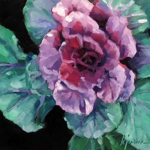 """""""Winter Color"""" - Original Fine Art for Sale - © Karin Jurick"""